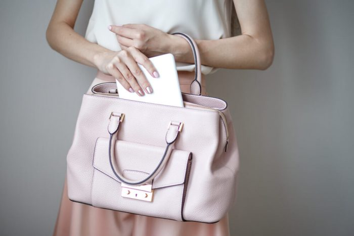 大きめのバッグ