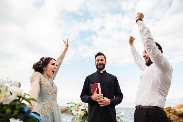結婚式本番