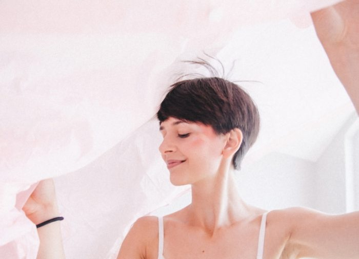 結婚式でもショートヘアが素敵!結婚式ならではのアレンジ術