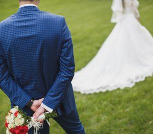 ファーストミート結婚式演出