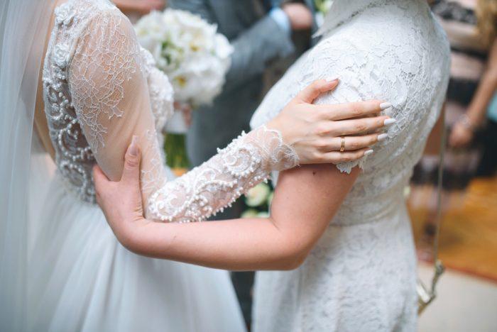 新婦と花嫁