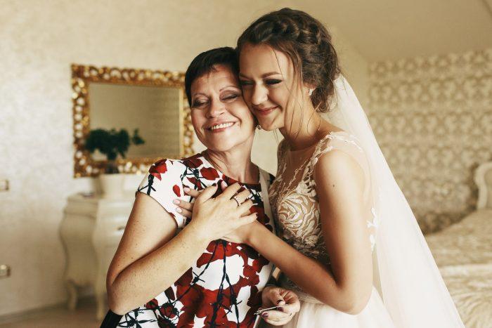 親族と花嫁