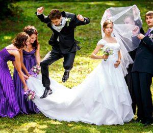 新郎版ブライズメイド「アッシャー」による結婚式演出4選