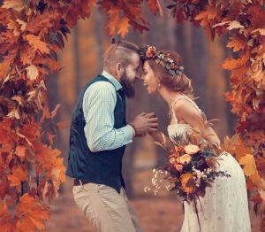 テーマは秋!結婚式で取り入れたい装花を使った装飾アイデア