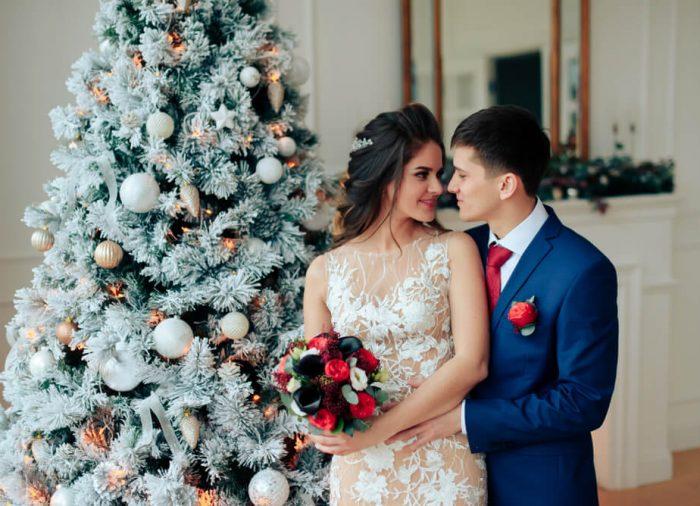 結婚式を盛り上げるクリスマスをテーマにした4つの演出方法